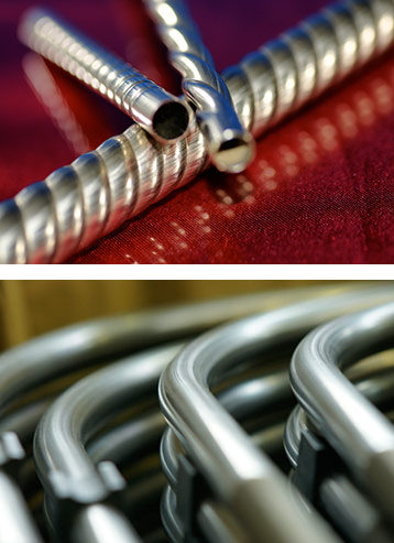 Neotiss world leader in thin welded tubes our presence in five countries