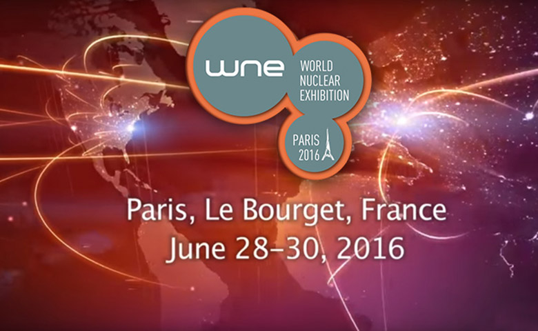 World Nuclear Exhibition (WNE) 2016