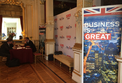 Neotiss participating to the Franco-British Nuclear Partnerships in the United Kingdom Embassy in Paris.